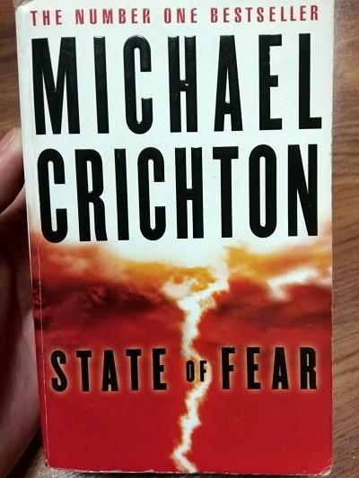 Книга State of Fear Государство Страха
