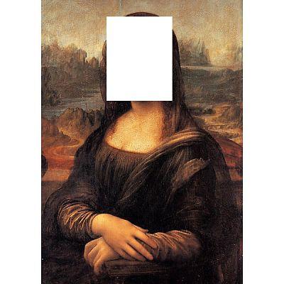 Мона Лиза Без Лица