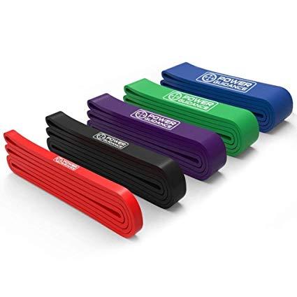 лучшее оборудование для домашнего спортзала - Резинки Сопротивления