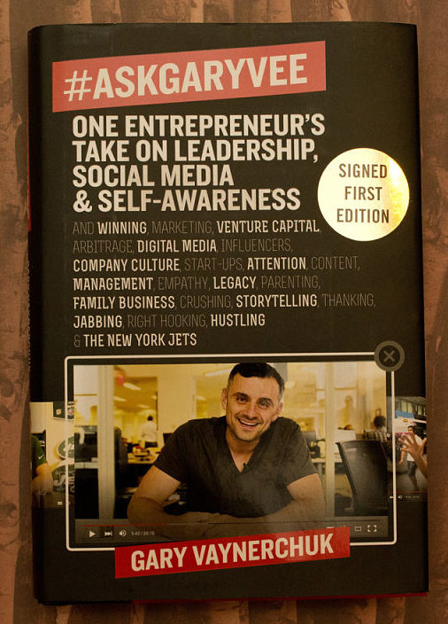 AskGaryVee: One Entrepreneur's Take on Leadership, Social Media, and Self-Awareness