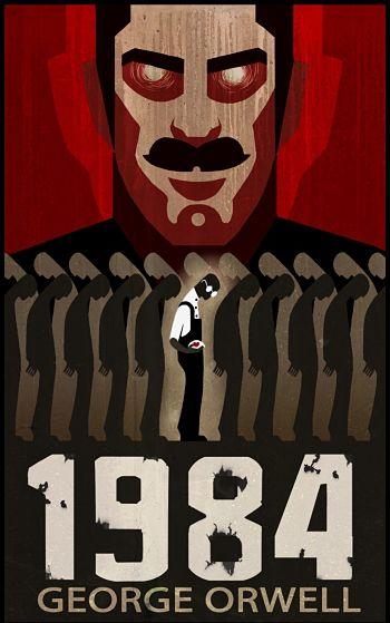 Kniga Djordj Oruell 1984