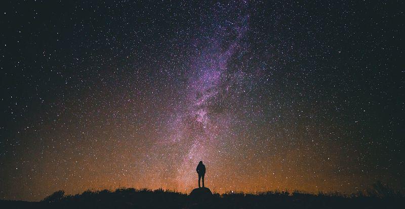 Человек и звезды