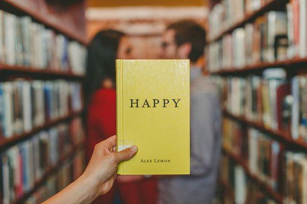Счастливая пара в отношениях