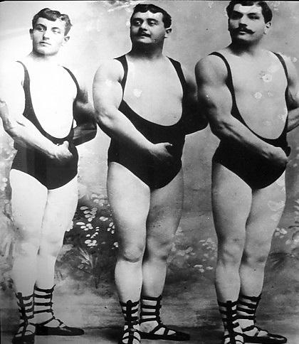 Трио Саксонов